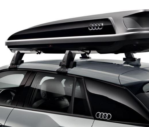 Grundträger Dachträger Audi Q2 für Fahrzeuge ohne Dachreling
