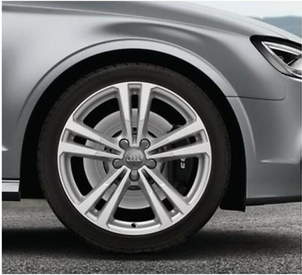 Audi A3 8V Winterkomplettrad Satz Aluminumfelge 225/40 R18 Pirelli