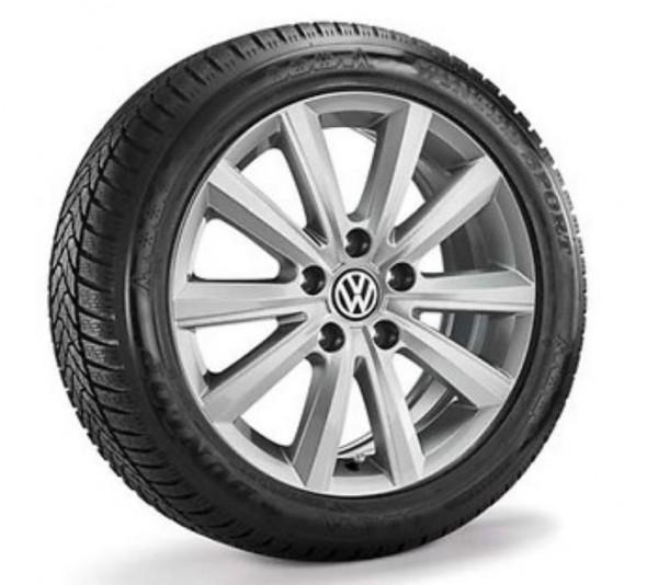 Volkswagen Multivan/California/Caravelle/Transporter Winterkomplettrad 215/60 R17 104/102H C Dunlop