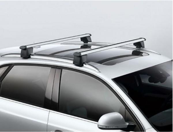 Grundträger Dachträger für Audi Q3 8U ab MJ 2012