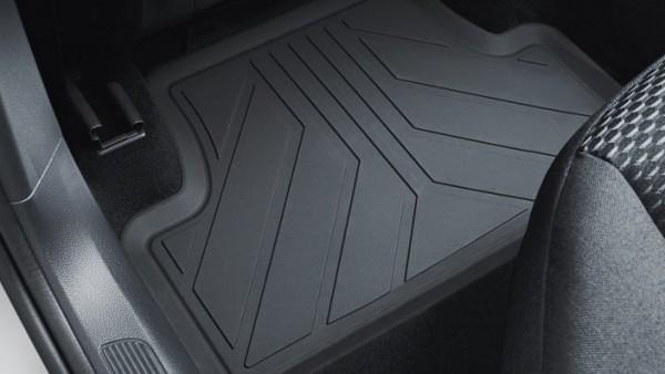 Volkswagen Allwetterfußmatten für T-Roc (hinten)