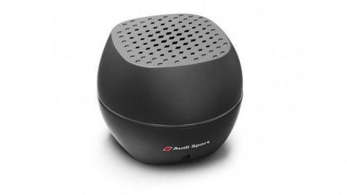 Bluetooth Lautsprecher, Audi Sport, schwarz/rot