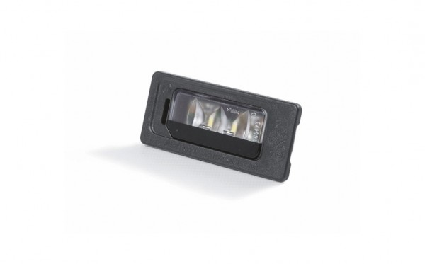ŠKODA LED-Kennzeichenbeleuchtung Nachrüstsatz Rapid, Yeti, Superb II, Octavia III, Fabia III