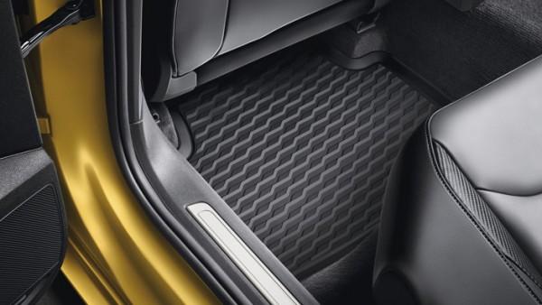Volkswagen Allwetterfußmatten hinten für VW Arteon