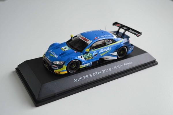 Modellauto Audi RS 5 DTM 2019, Frijns, 1:43