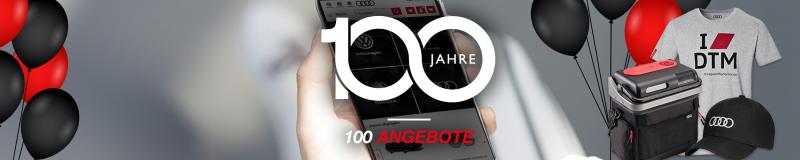 100 Jahre - 100 Angebote