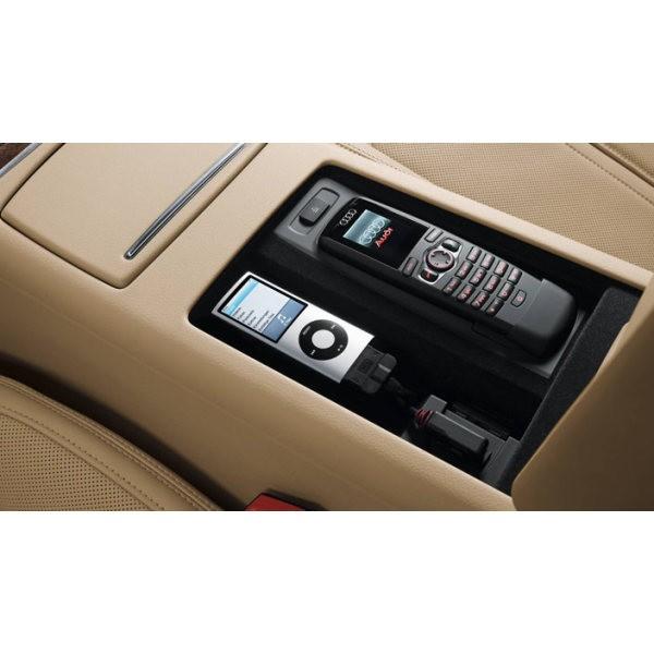 Adapterleitung für Audi music interface, für iPod und iPhone, breiter Anschluss