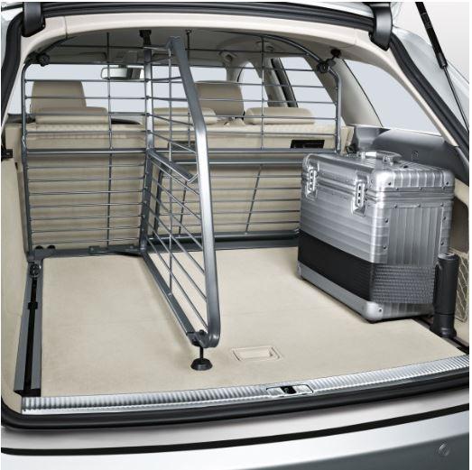 Trenngitter für den Gepäckraum, quer, Audi A6 4F Avant