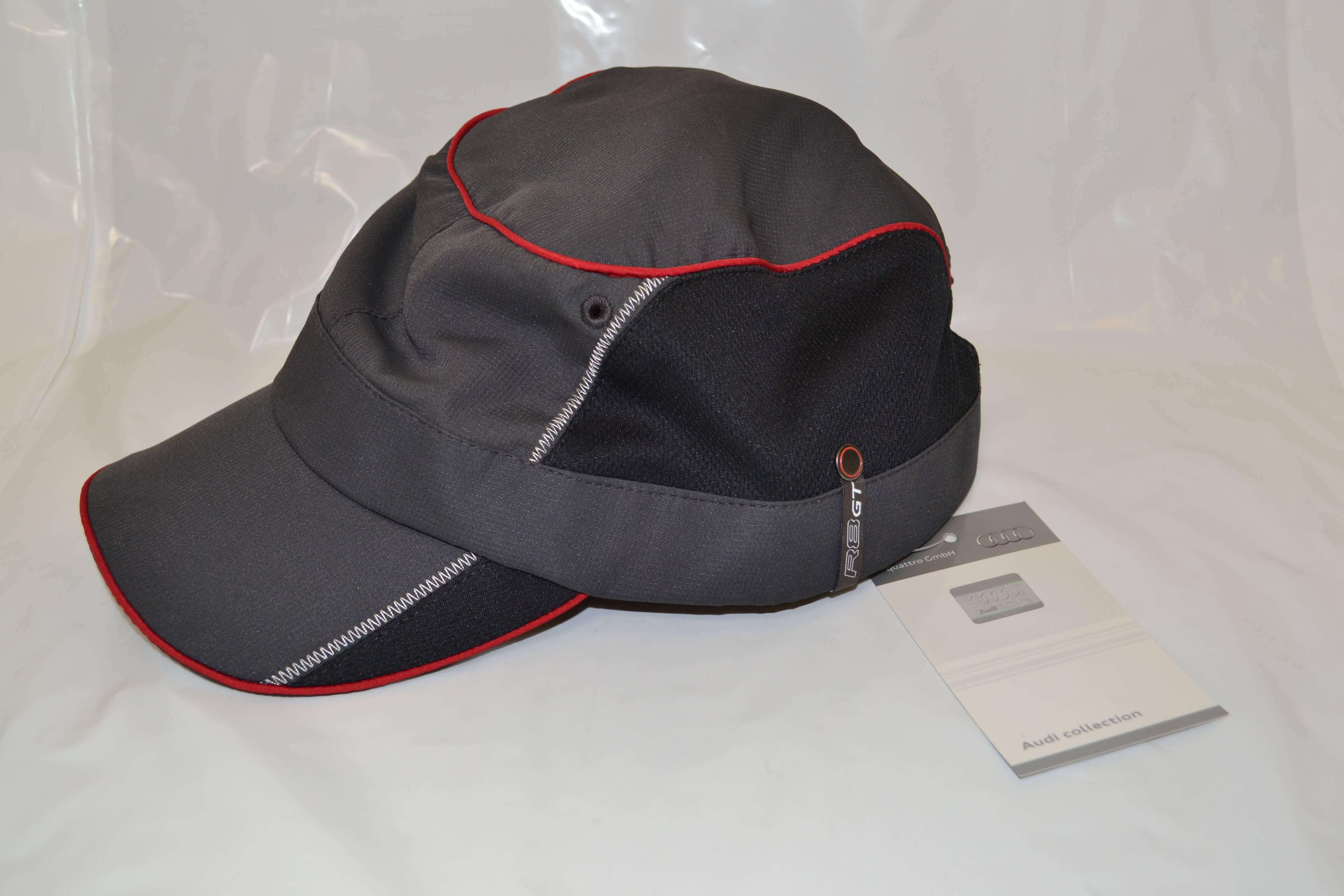 Original Audi Sport Snapback-Cap Grau 3131802400