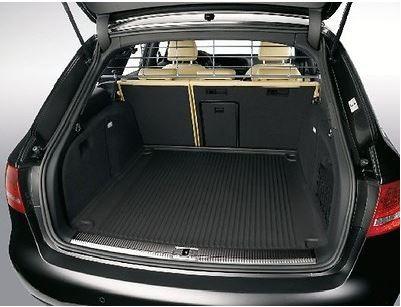 Trenngitter für den Gepäckraum, halbhoch, für A4 Avant und allroad quattro B8 und B8 PA