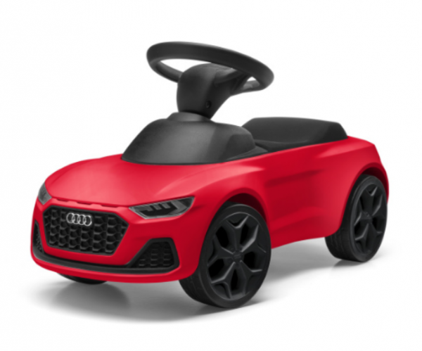 Audi Junior quattro, Kinder, rot ?