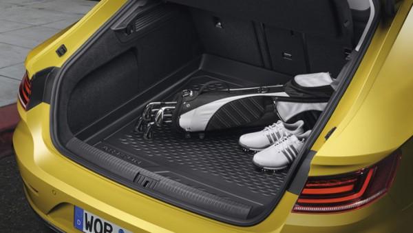 Gepäckraumschale für Arteon für Fahrzeuge mit erhöhtem Ladeboden