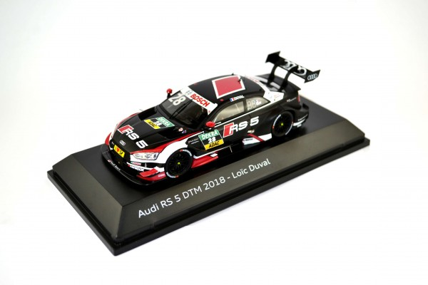 Modellauto Audi RS 5 DTM 2018, Duval, 1:43