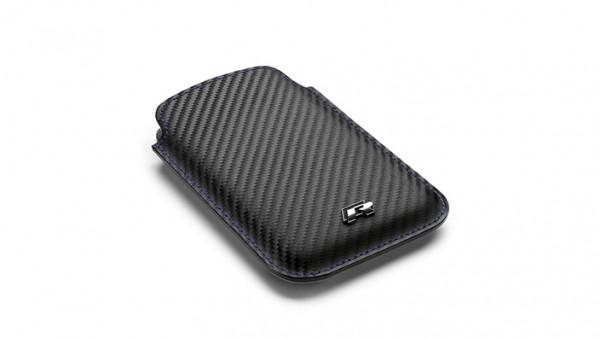 Volkswagen R Smartphone-Hülle in Carbonoptik