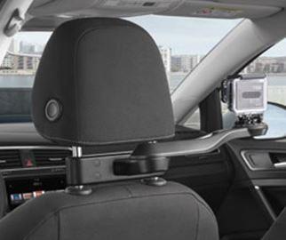 ŠKODA | Volkswagen Halter für Action-Kamera für Reise- und Komfort-System