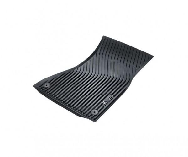 Gummifußmatten-Set vorne, schwarz passend für Audi A6 ab MJ 2012