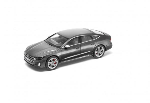 Modellatuo Audi S7 Sportback limitiert, Daytonagrau, 1:43