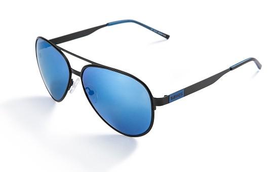 ŠKODA RS Piloten Sonnenbrille, grau getönte Gläser