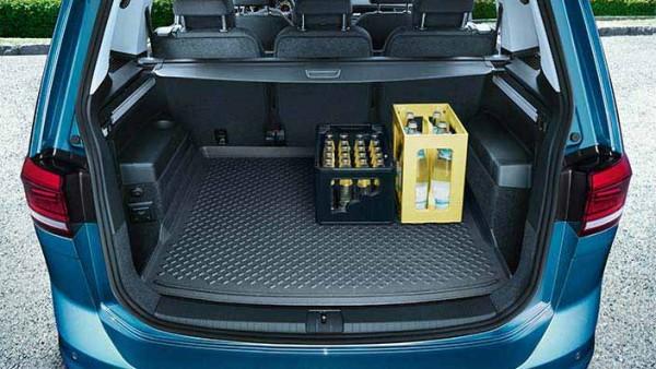 Volkswagen Gepäckraumeinlage für Touran, 7-Sitzer