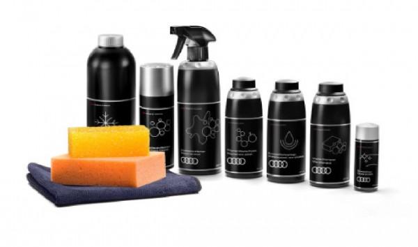 Audi Pflegemittel-Tasche Winter