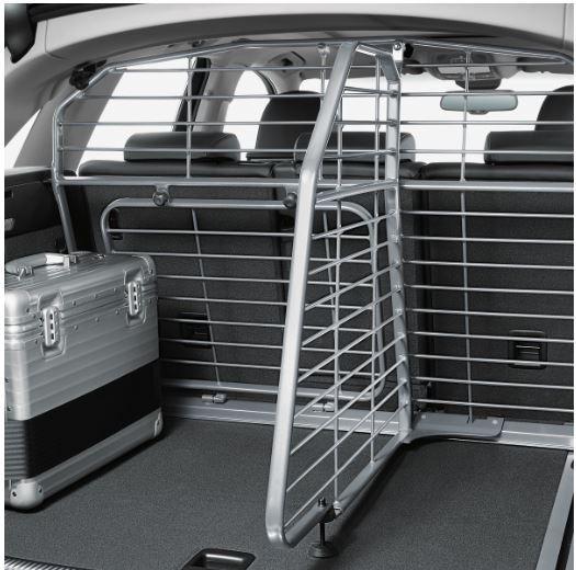 Trenngitter für den Gepäckraum, quer, Audi Q5 8R 2009 - 2017