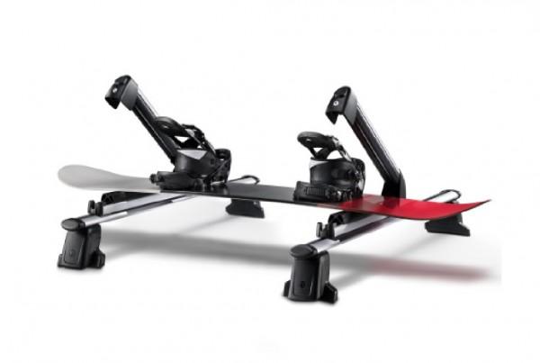 Ski- und Snowboardhalter für 4 Paar Ski oder 2 Snowboards