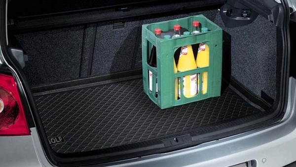 Volkswagen Gepäckraumschale Golf 5 1K 2004 - 2009