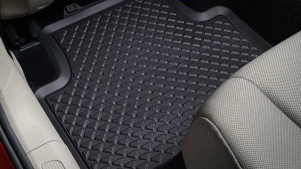 Allwettermatten hinten für Golf Sportsvan