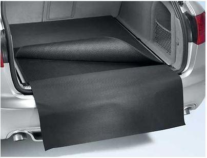 Wendematte mit Stoßfängerschutz Zusatzkofferraumbelag Audi Q5 ab 2009