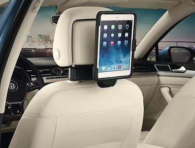 ŠKODA Halter für Apple iPad mini für Reise- und Komfort-System