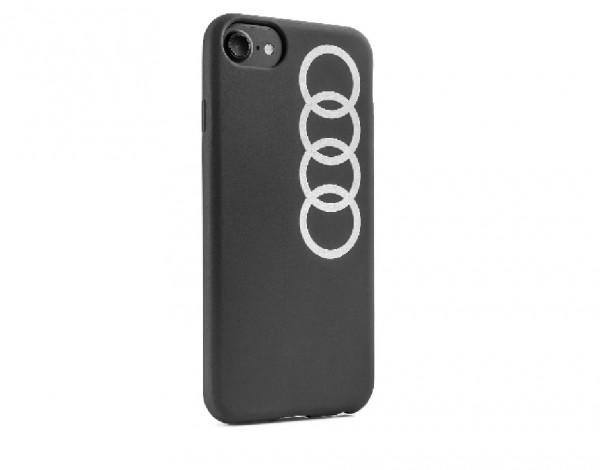 Audi Smartphonecase, dunkelgrau, iPhone 6/6S/7/8