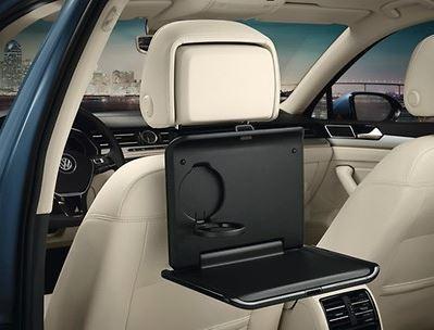 Volkswagen und ŠKODA Klapptisch für Reise und Komfort-System