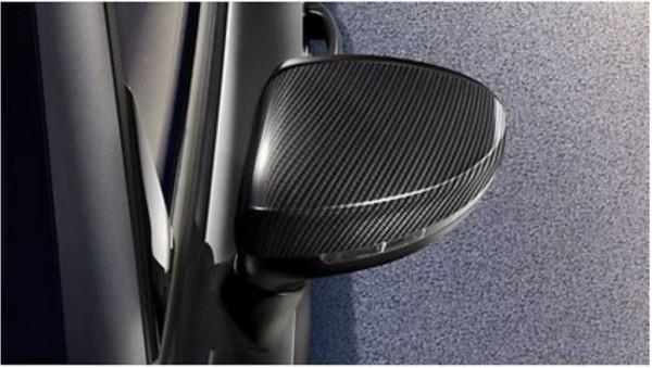 Außenspigelgehäuse links und rechts in Carbon Audi TT FV ab MJ 2015