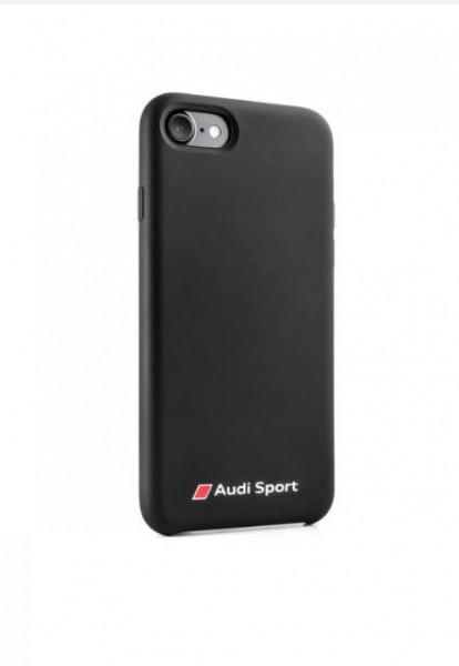 Audi Sport Smartphonecase, schwarz, für iPhone 7/8