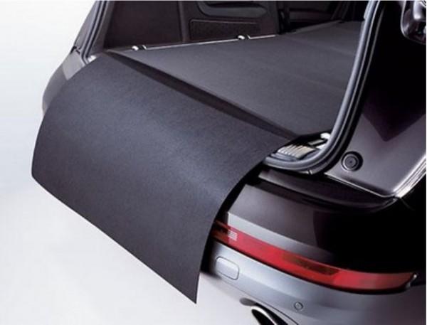 Wendematte mit Stoßfängerschutz Zusatz-Kofferraumbelag Audi Q7 4L 2007 - 2015