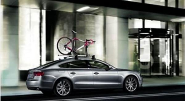 Grundträger Dachträger für Audi A5 8T Sportback