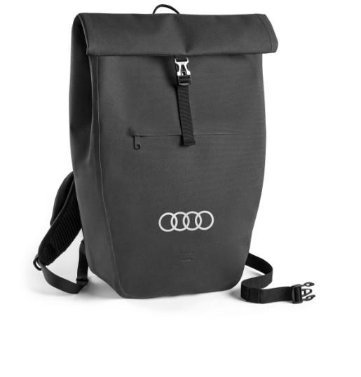 Audi Backpack / Rucksack, dunkelgrau