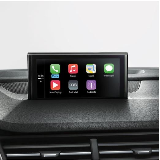 Nachrüstung Audi Smartphone Interface
