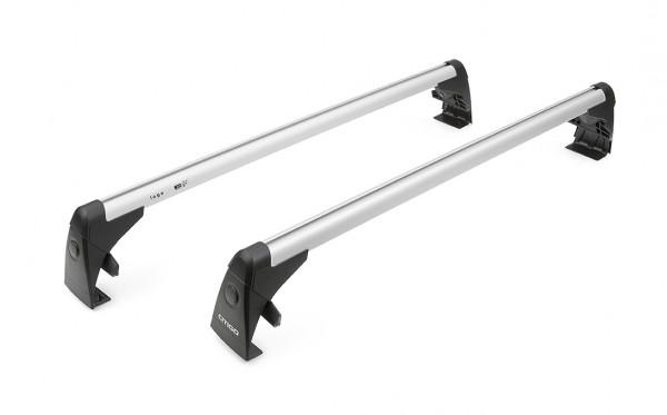 ŠKODA Dachgrundträger Aluminium für 3-türer, Citigo 3-türer (NF)