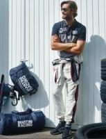 Porsche Polo Shirt - Martini Racing
