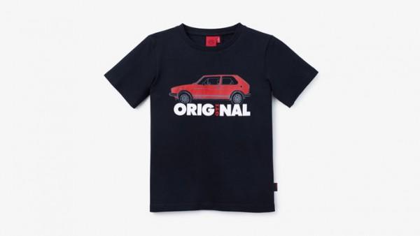 Volkswagen GTI T-Shirt - Original GTI - für Kinder, 152/158