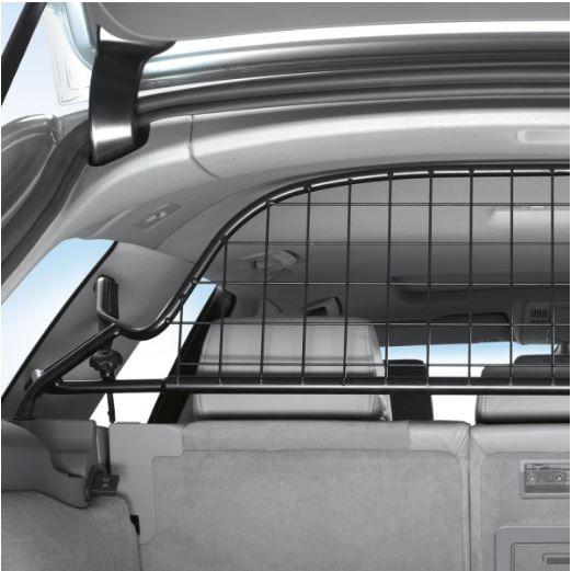 Trenngitter für den Gepäckraum, quer, halbhoch, Audi A6 4F