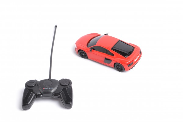 Audi R8 Coupe RC, Kinder, Dynamitrot, 1:24