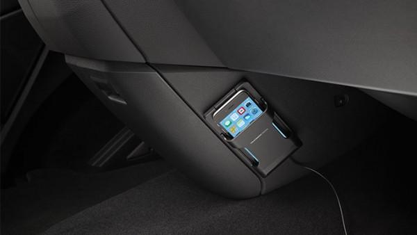 Volkswagen LinkKit - Smartphone-Garage mit Antennenkopplung