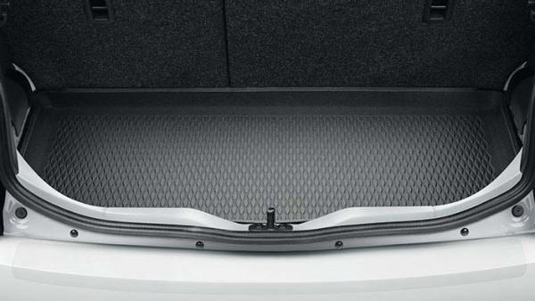 Gepäckraumeinlage für up!, cross up! mit variablem Ladeboden