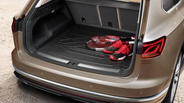 Gepäckraumschale für Touareg