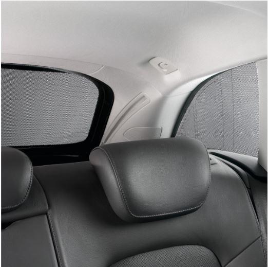 Sonnenschutzsystem 2-er Set für Audi A6 4F Avant und allroad quattro