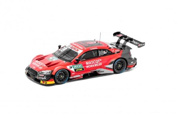 Modellauto Audi RS 5 DTM 2019, Duval, 1:43