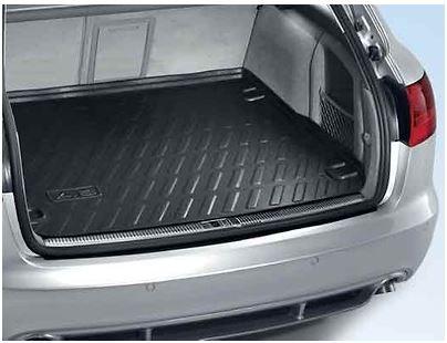 Gepäckraumschale Kofferraumeinlage für Audi A6 4F Avant und allroad quattro