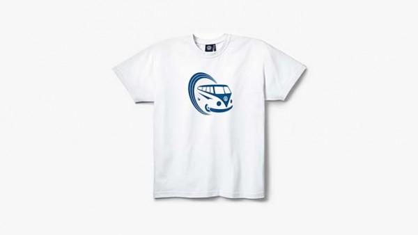 Volkswagen Bulli T1 T-Shirt für Herren, Größe L
